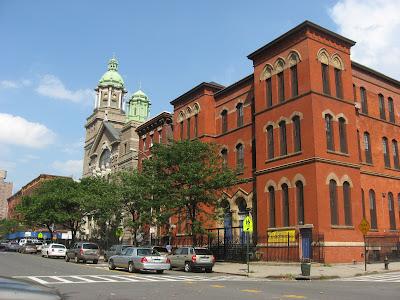 Bronx Car Dealers >> Bronx Catholic: St. Jerome, Alexander Avenue, Mott Haven