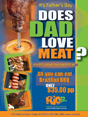 Magnificent Rio 22 Brazilian Steakhouse Sushi Fathers Day Feast At Download Free Architecture Designs Lectubocepmadebymaigaardcom