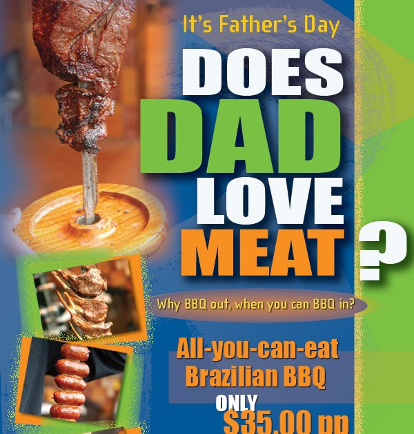 Phenomenal Rio 22 Brazilian Steakhouse Sushi Fathers Day Feast At Download Free Architecture Designs Lectubocepmadebymaigaardcom