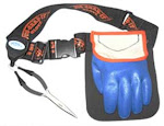 "The ""Jus Grab It Glove"", the best fishing tool, since the invention of a braided line!"