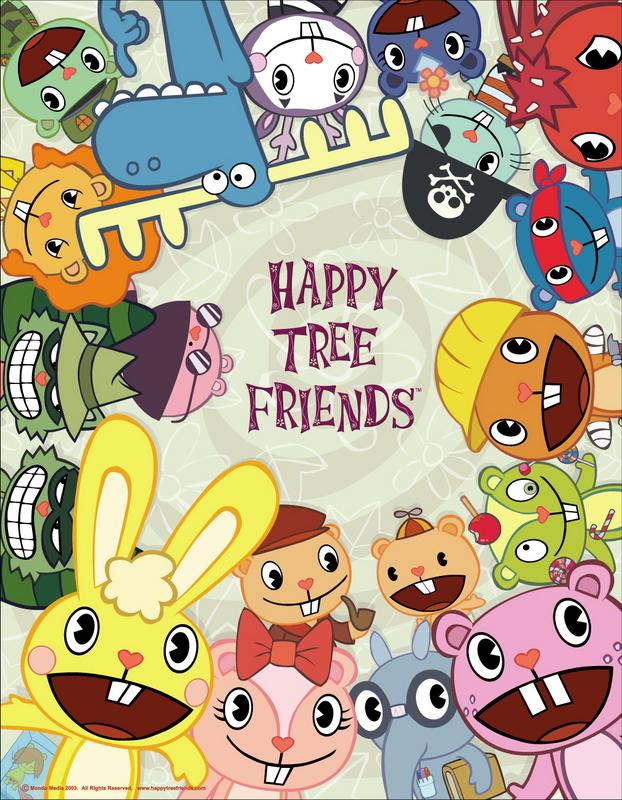 Electronic Happy Tree Friends Happy Tree Friends