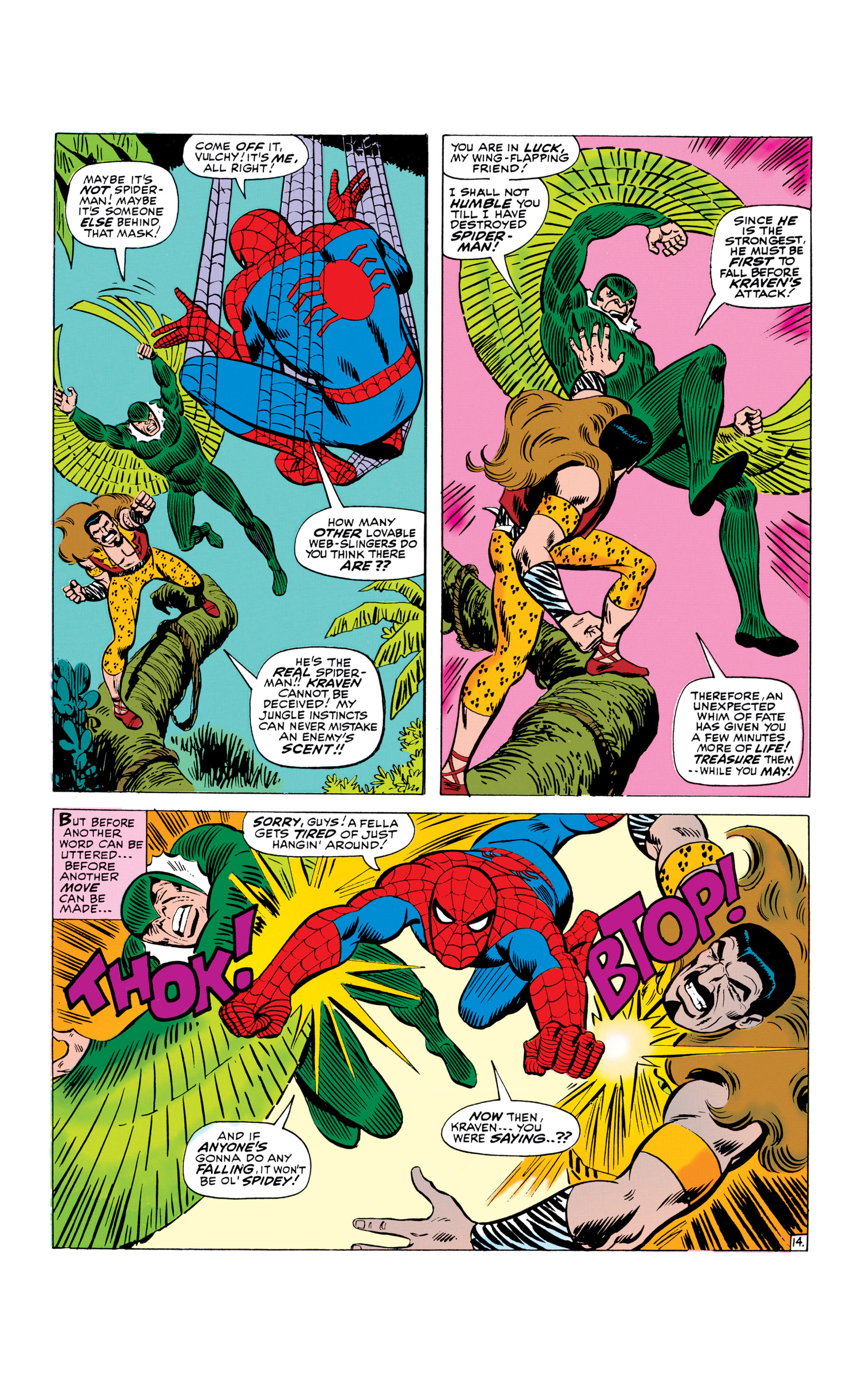 The Amazing Spider-Man (1963) 49 Page 14