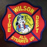 Engine #4 The Pride of Wilson