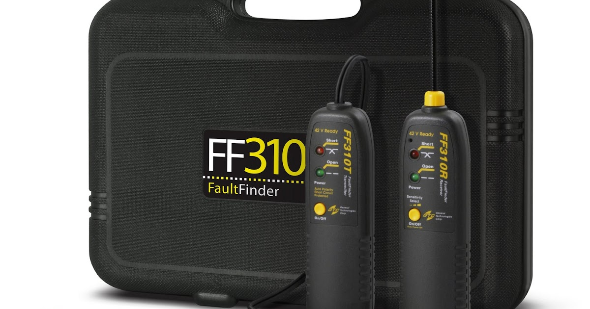 Faultfinder 42v Ready Short Open Circuit Finder And Circuit Tracer