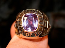 Bartender Hall Of Fame Ring!