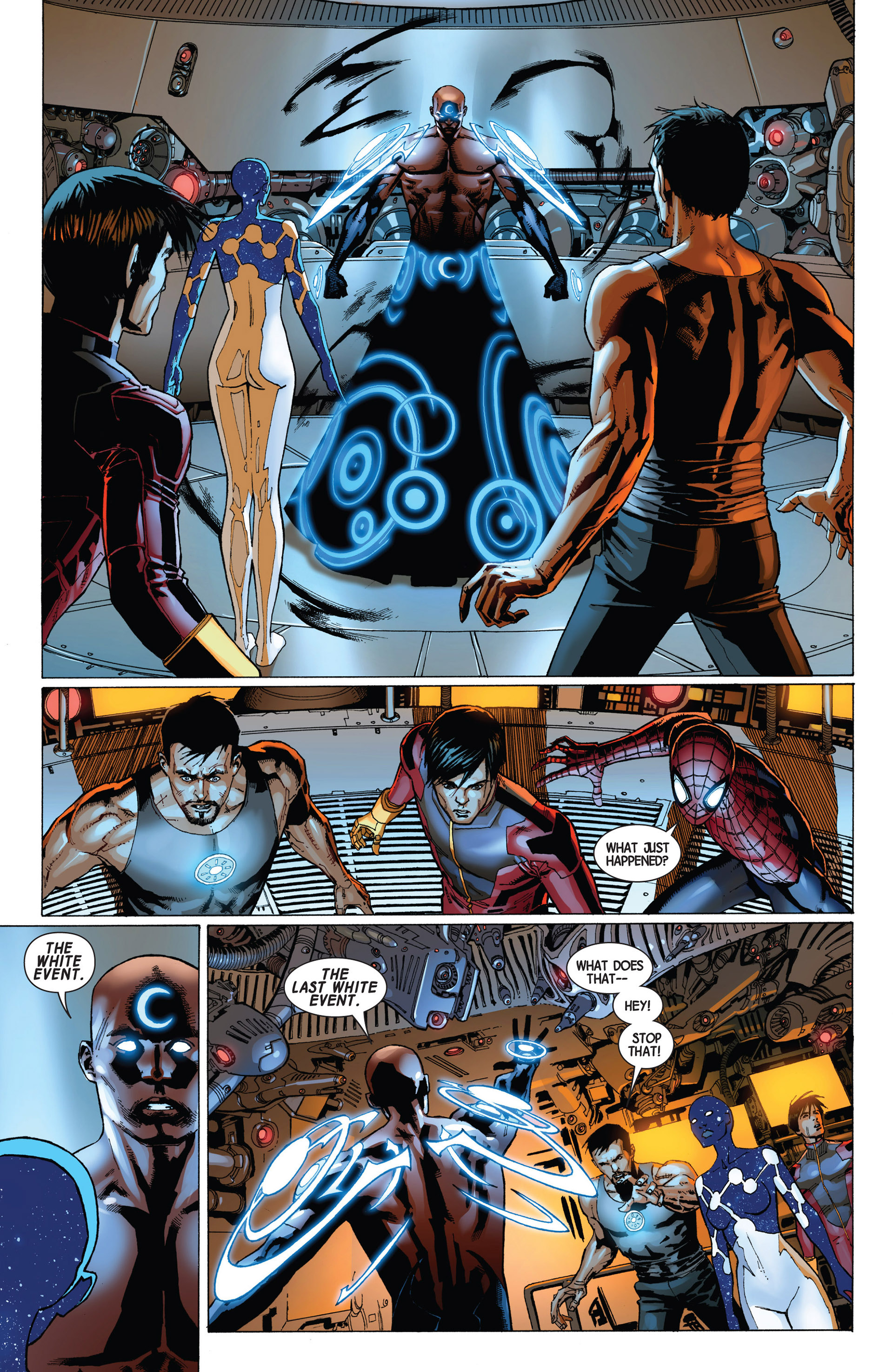 Read online Avengers (2013) comic -  Issue #7 - 12