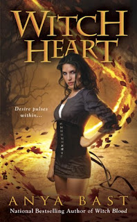 Guest Review: Witch Heart by Anya Bast