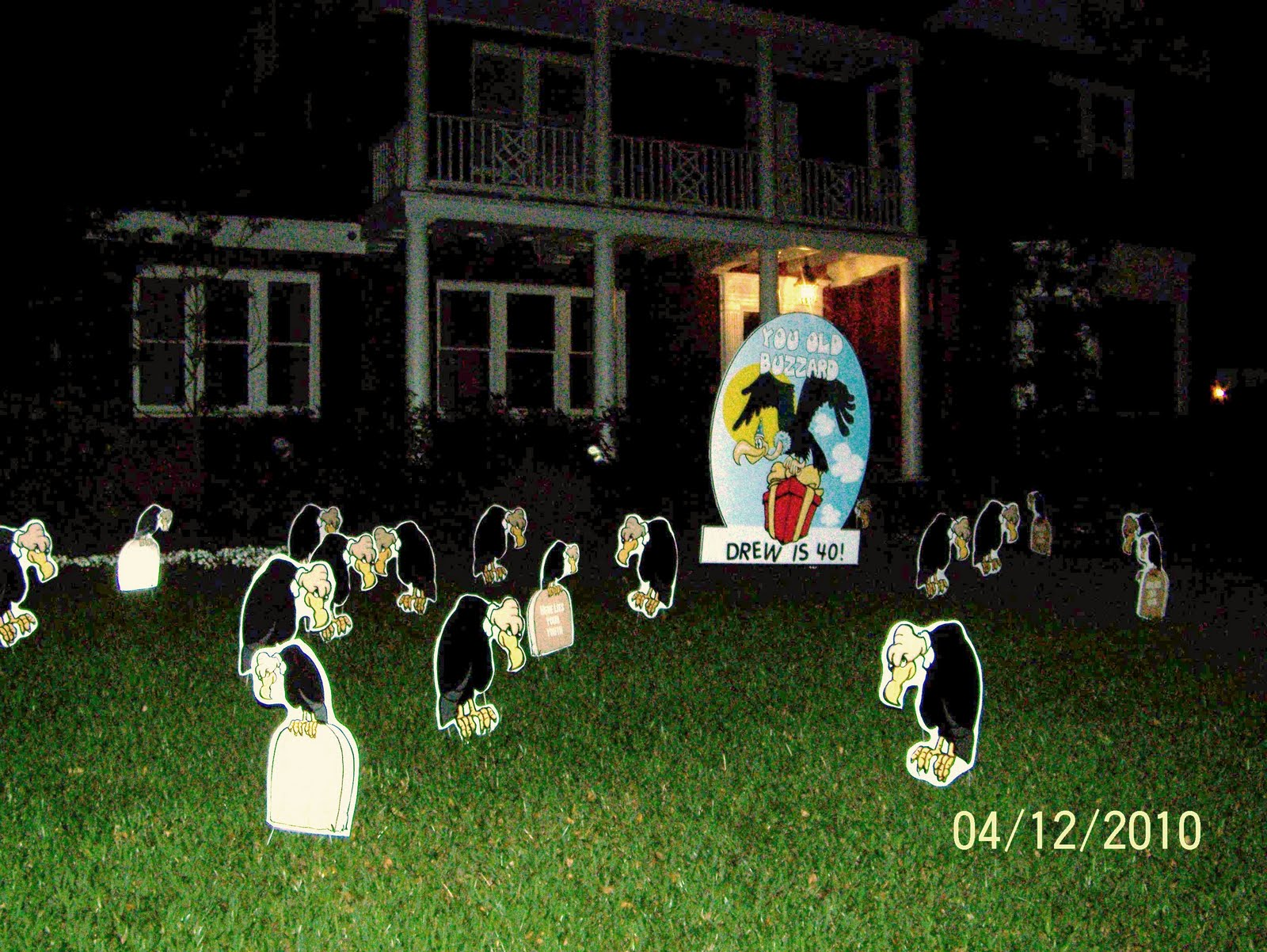Birthday Lawn Decoration Ideas Image Inspiration of Cake and