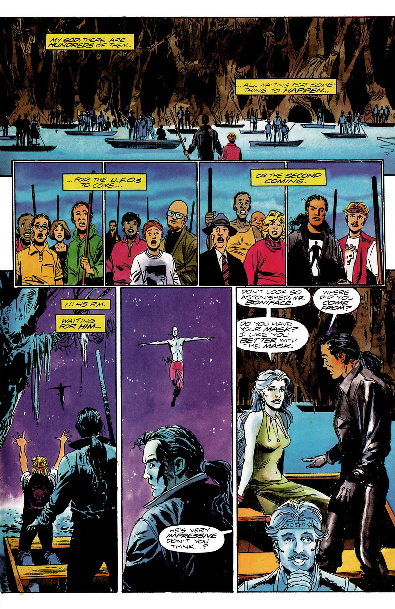 Read online Shadowman (1992) comic -  Issue #12 - 15