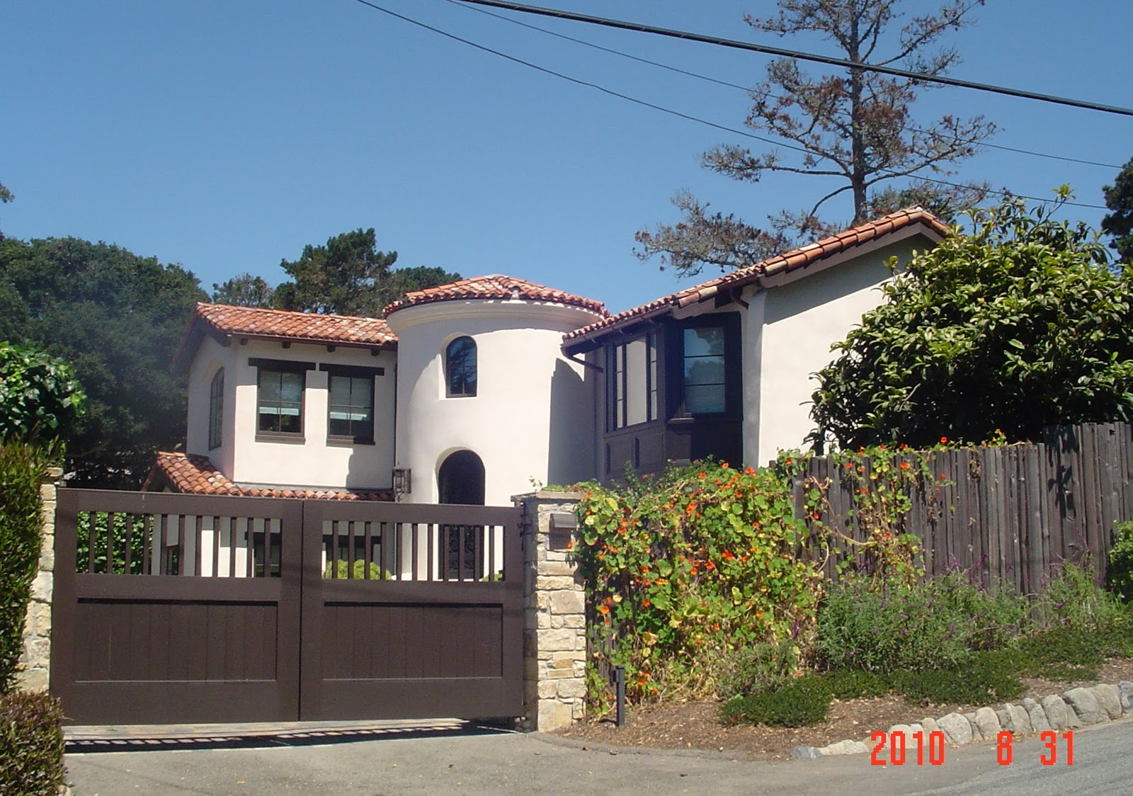 The CarmelbytheSea WATCHDOG CARMEL REGISTER OF HISTORIC RESOURCES