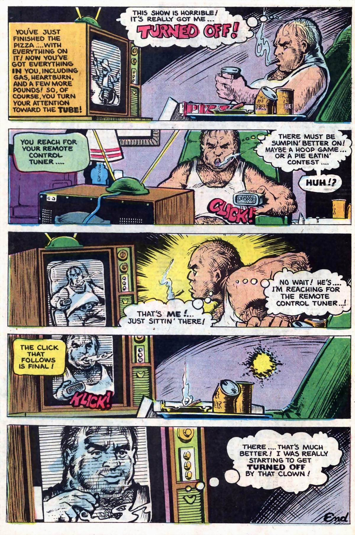 Read online Scary Tales comic -  Issue #41 - 32