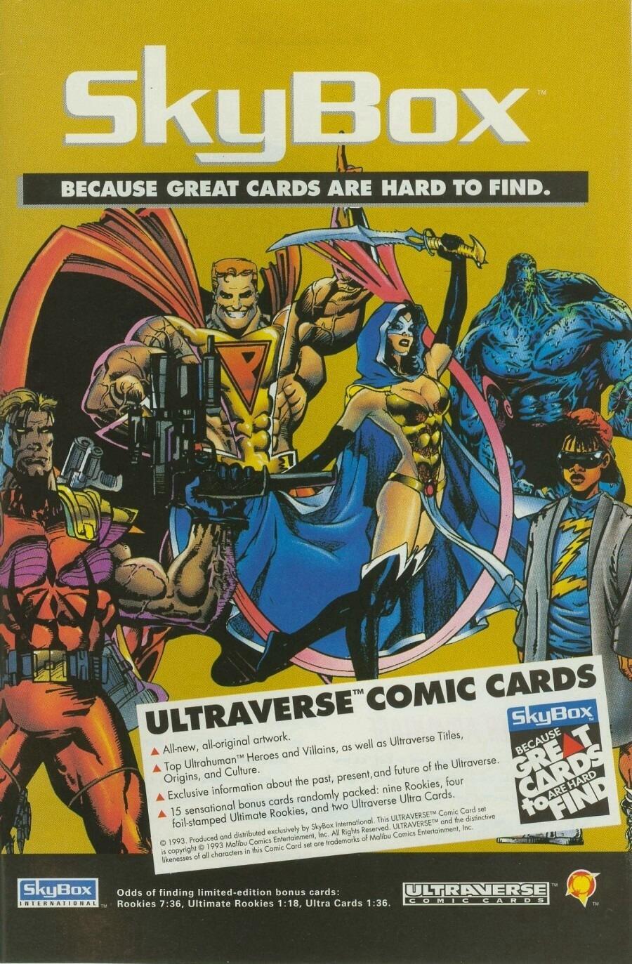 Read online Ex-Mutants comic -  Issue #9 - 35