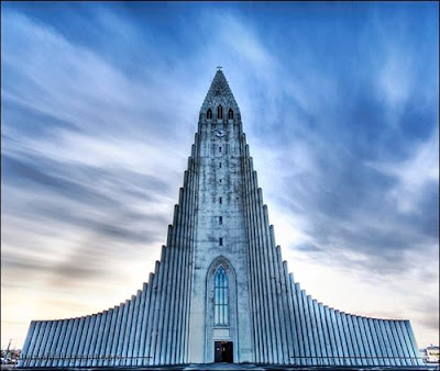 Unusual Photos of Churches