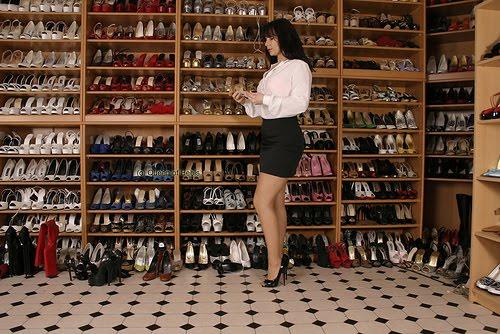 High Heels Shoe Closet