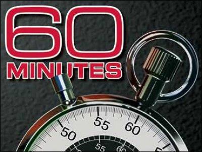 Doug Ross @ Journal: Tonight on 60 Minutes