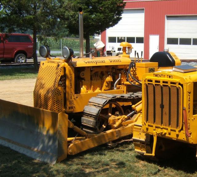 Caterpillar D2 Tractor