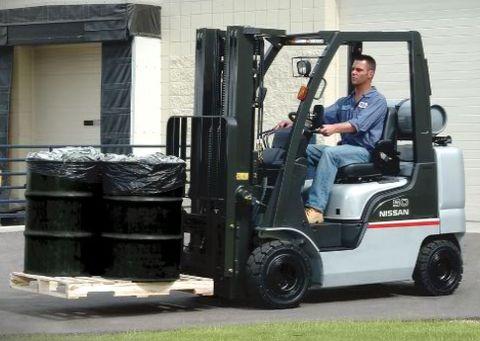 Platinum II Forklift