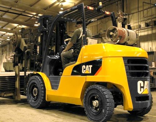 Caterpillar Lift Ttruck
