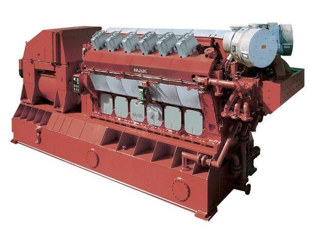 Cat VM 32 C Genset Marine Generator Set