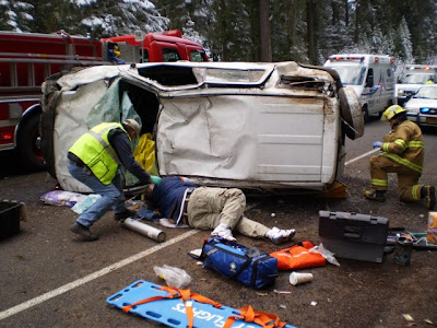 Southern Oregon Scanner Page: SERIOUS INJURY TRAFFIC CRASH - HIGHWAY
