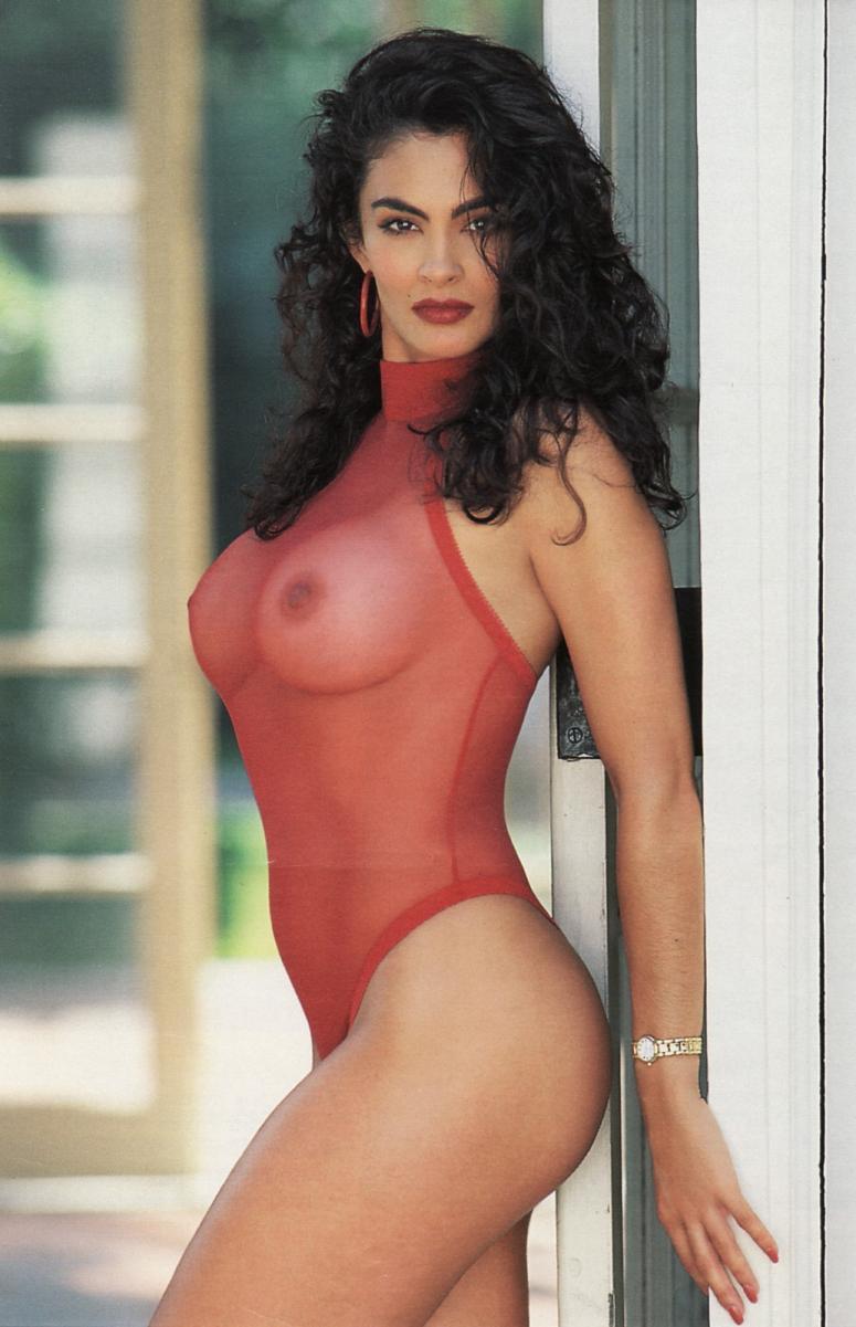 Rebecca ferratti nude