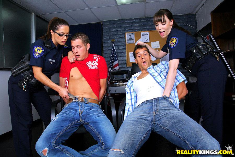 Lesbian Strapon Prison