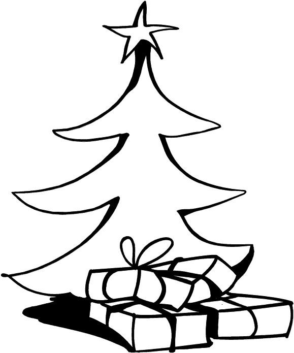 Baú Da Web: 10 Árvores De Natal Para Imprimir E Colorir