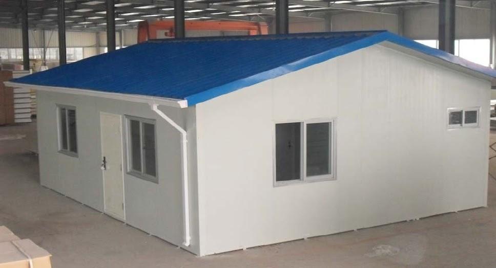 Casas prefabricadas casas pre fabricadas con tecnolog a - Casas rurales prefabricadas ...