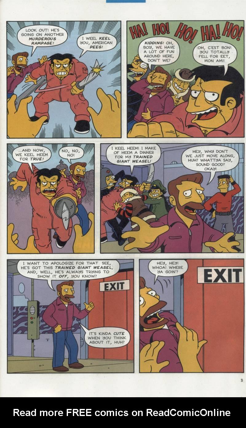 Read online Simpsons Comics comic -  Issue #66 - 30