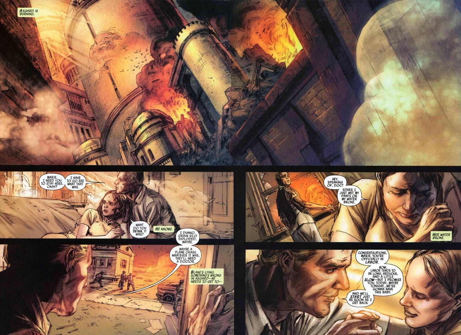 Secret Invasion: Thor Issue #1 #1 - English 5