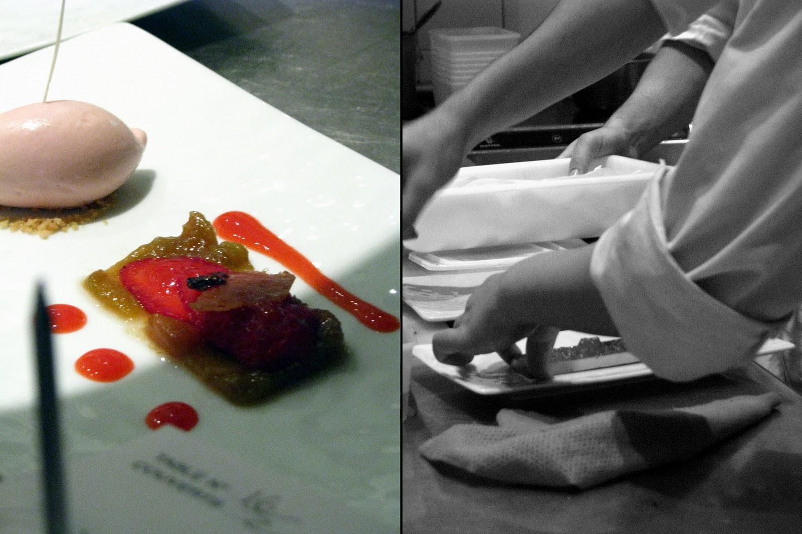 Dans la cuisine de sophie juillet 2010 for Aura thai fusion cuisine