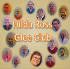 Hilda Ross Glee Club Disk Cover