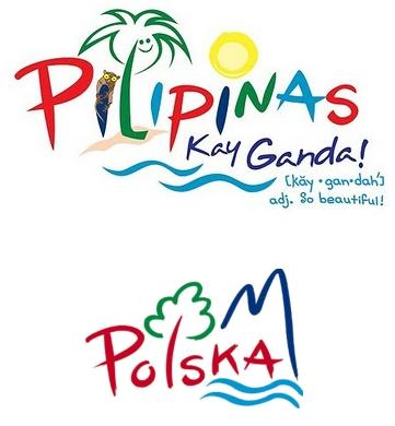 Note the similarities between the Filipino and the Polish ad
