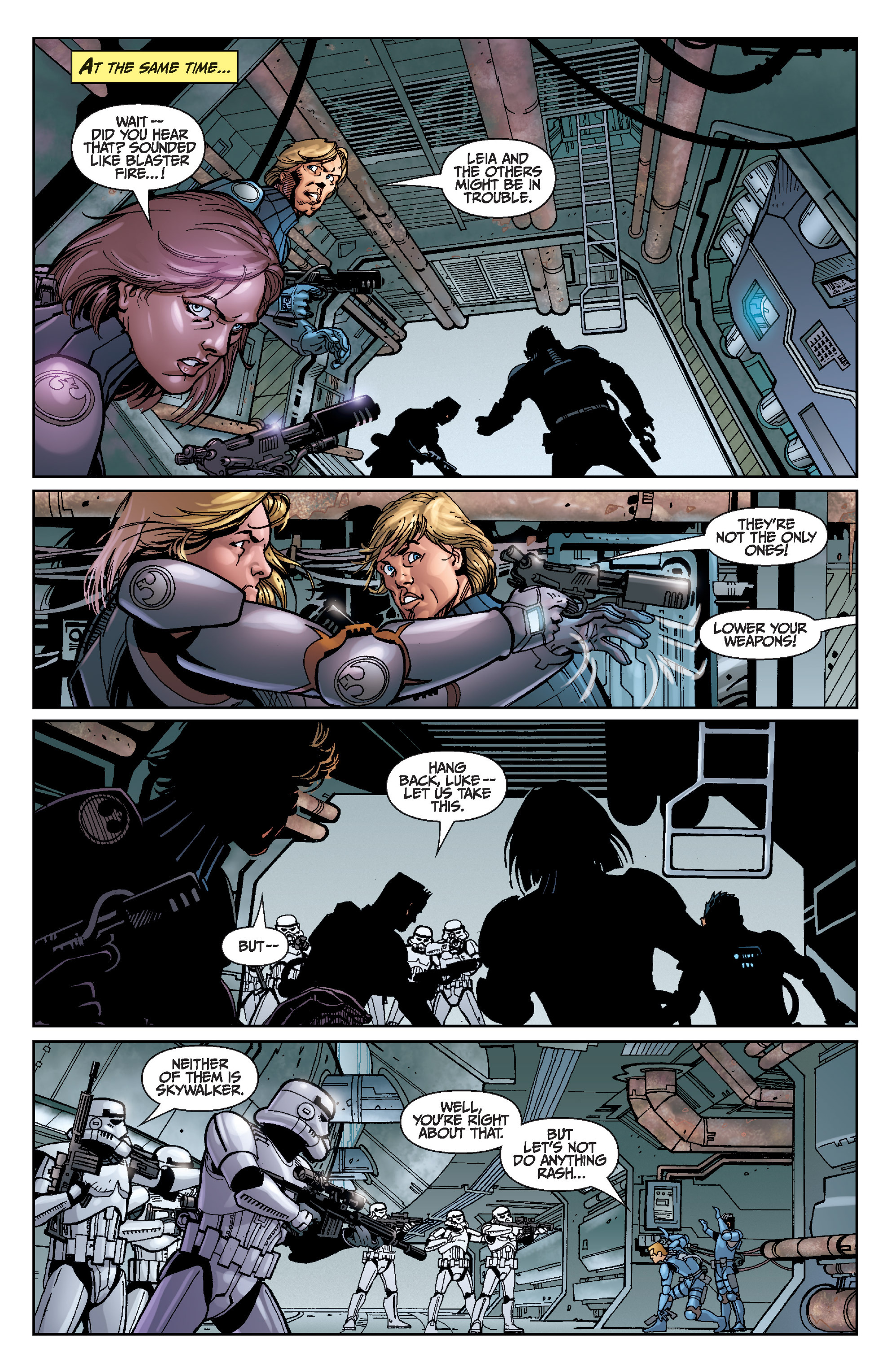 Read online Star Wars Omnibus comic -  Issue # Vol. 20 - 336