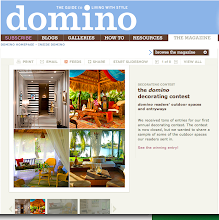 My patio in Domino Magazine.com