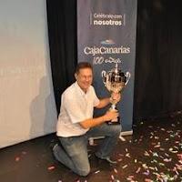 Miguel Illescas Campeón de España Absoluto de Ajedrez 2010