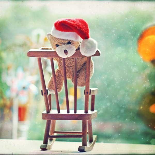 Merry Christmas conceptual photography