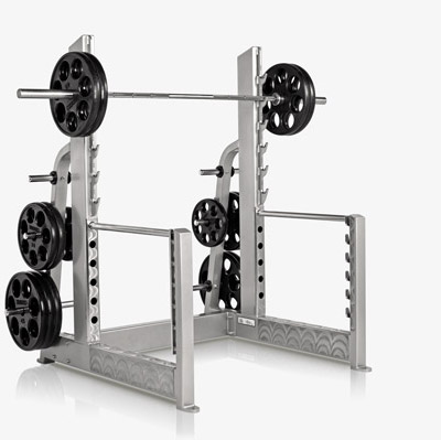 The Problem With Commercial Safety Squat Racks Is That Since They Re Assembled Or Welded Permanently Whole There S No Way To Adjust It Width