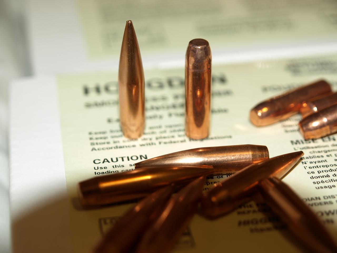 Big Rifle Bullet Size Comparison