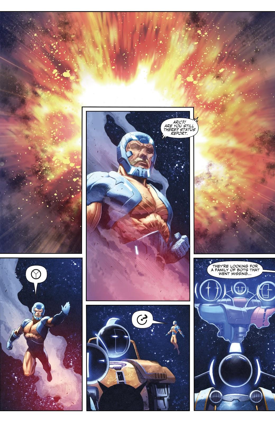 Read online X-O Manowar (2017) comic -  Issue #26 - 8