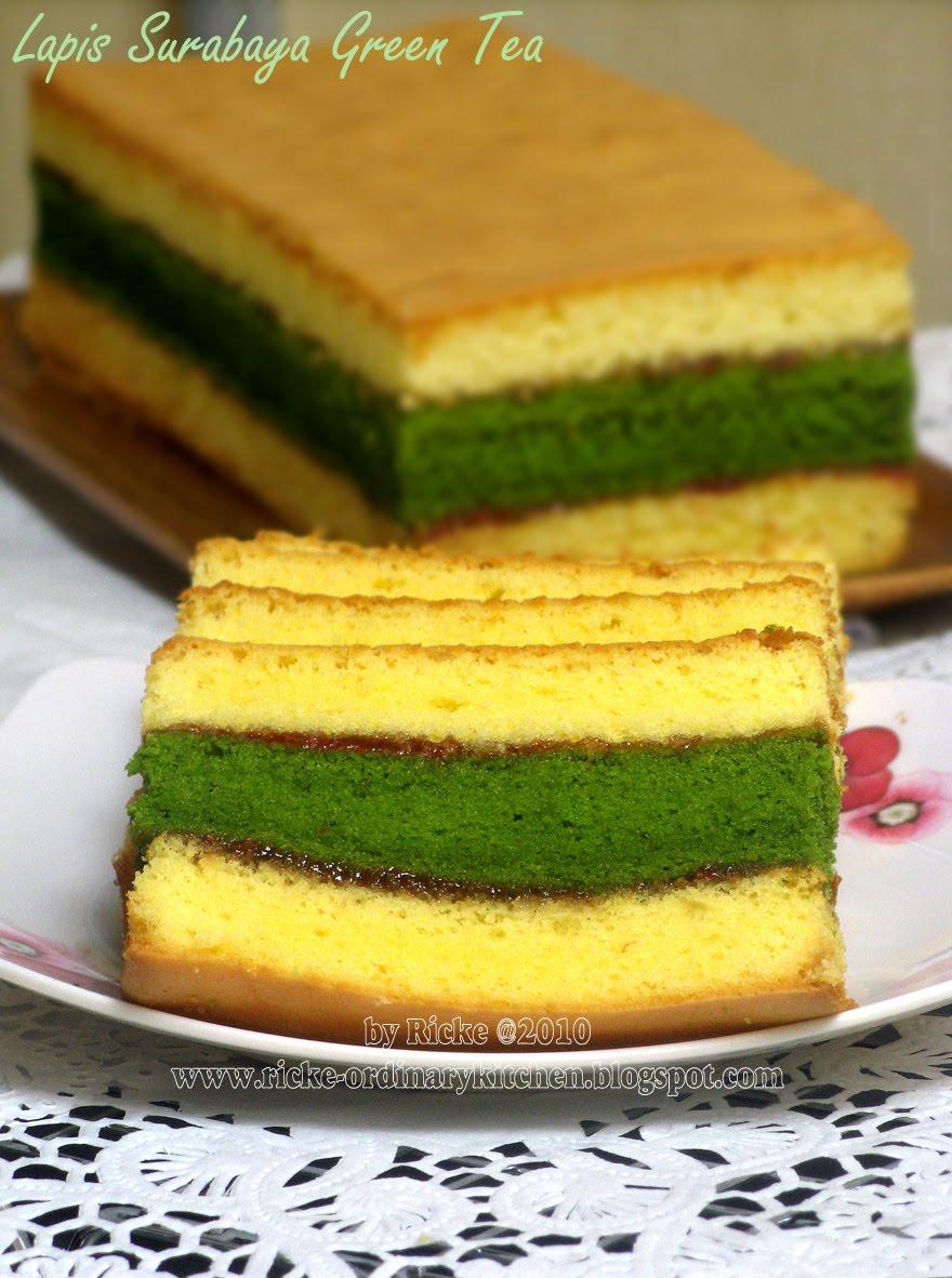 Cake Galery Recipe Resep Kue Lapis Surabaya Panggang
