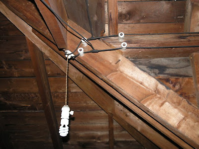 Dover Projects: and Tube Wiring - Replacing for Insulation on