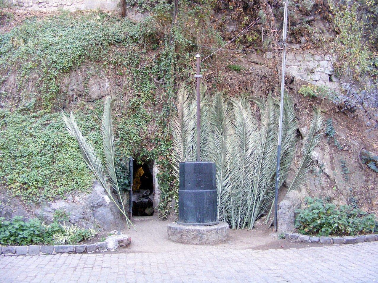 LOS TUNELES JESUITAS......tambien en MEXICO!!!? DSCF5565