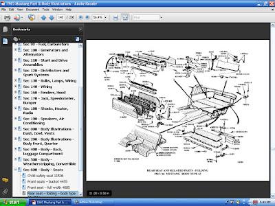 Virginia Classic Mustang Blog: Mustang Parts and Body