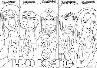 Imagenes De Naruto Shippuden Akatsuki Para Dibujar Amatwallpaperorg