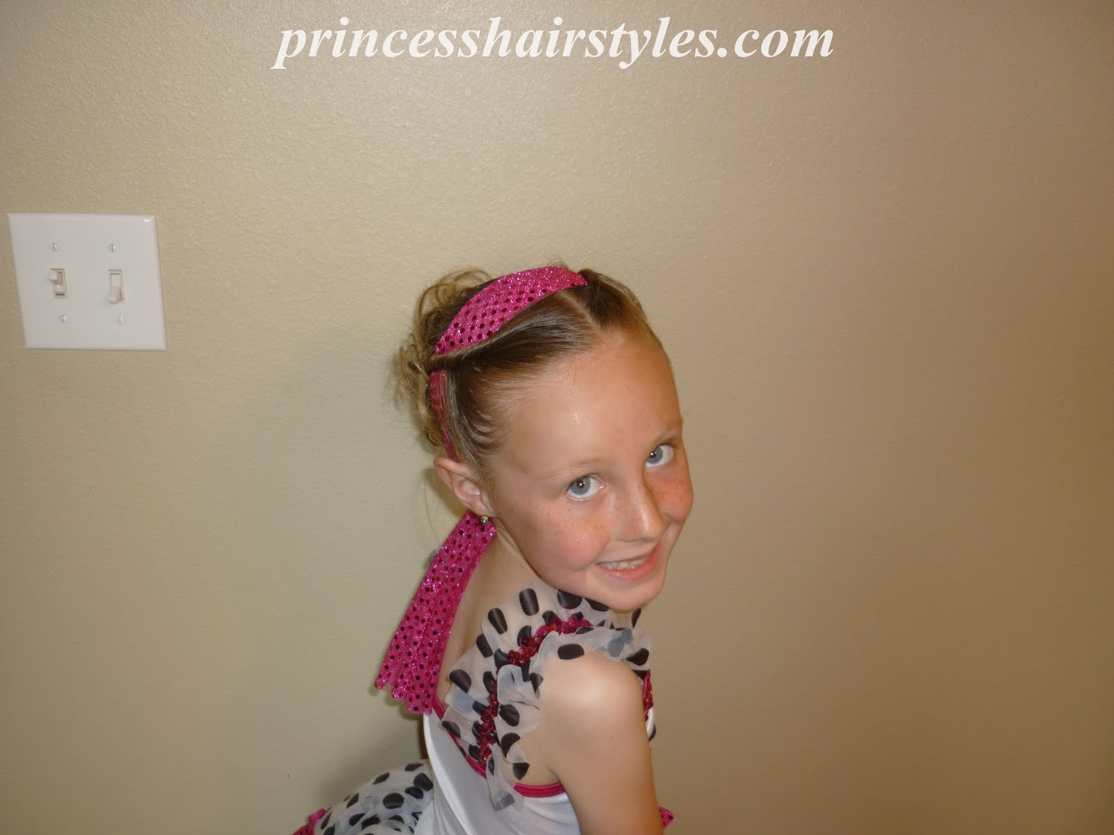 Hair Styles For A Dance