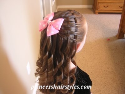 Phenomenal Easter Hairstyles Hairstyles For Girls Princess Hairstyles Hairstyles For Women Draintrainus