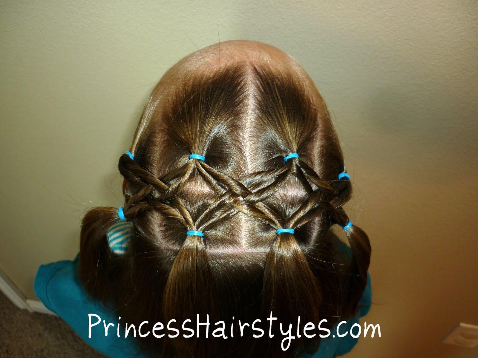 Terrific Woven Hair Headband Hairstyles For Girls Princess Hairstyles Short Hairstyles Gunalazisus