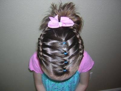 quick and cute hair