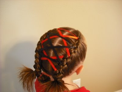sewn hairstyle